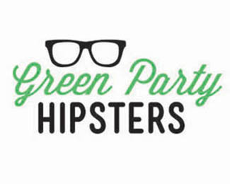 Green Party Hipsters