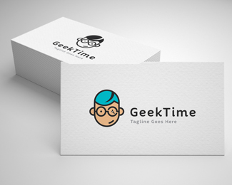 geek time logo