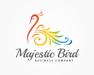 Majestic Bird Logo