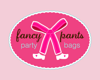 Fancy Pants Party Bags