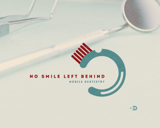 No_Smile_Left_Behind by ©Edoudesign.