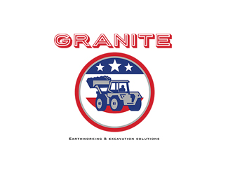 Granite Earthmoving and Excavation Solutions Logo