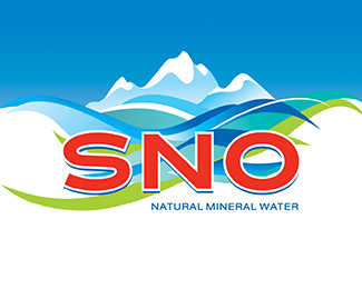 Sno - Mountain Mineral Watter