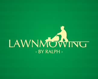 Lawnmowing By Ralph