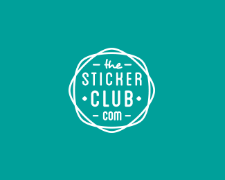 The Sticker Club logo