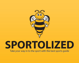 Logo for sport quide - SPORTOLIZED