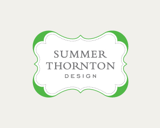 Logopond logo brand identity inspiration summer for Summer thornton design