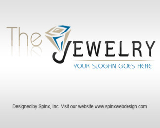 Free High Quality Jewelry Logo
