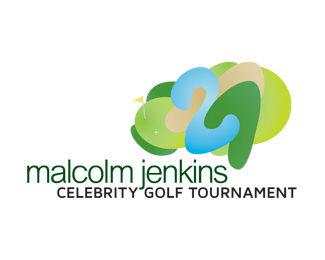 Malcom_Jenkins_Golf_tourny