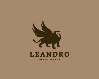 Leandro Winged Lion