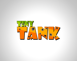 Tiny Tank Video Game