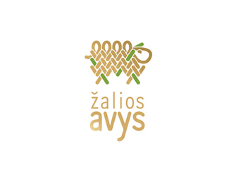 Žalios avys ( Green sheep )