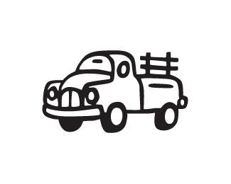 Logomarca de empresa de transporte