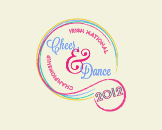Irish National Cheer & Dance Championship 2012 v2