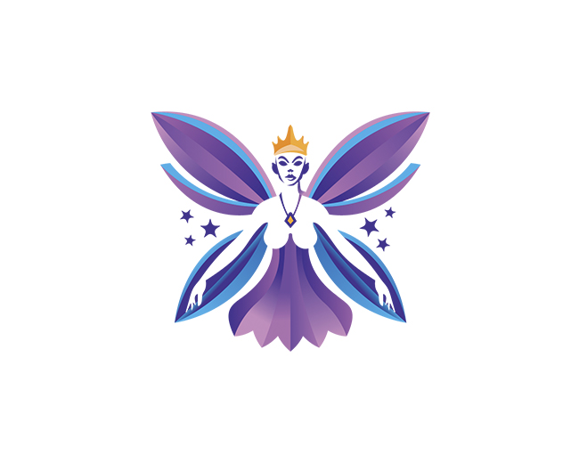Magic Fairy Logo