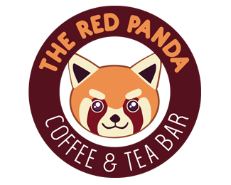 The Red Panda cafe