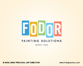 Fodor Painting Solutions logo