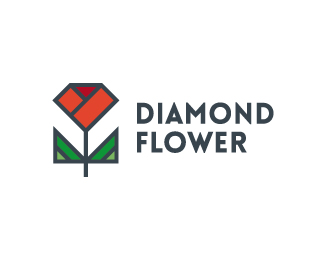 Diamond Flower