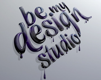 Be My Design Studio - Liquid Logotype