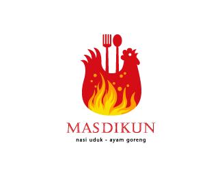 Logopond Logo Brand Identity Inspiration Ayam Goreng