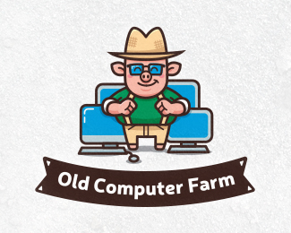 Old Computer Farm