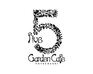 Logopond Logo Brand Identity Inspiration 5 Garden Cafe