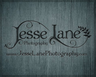 Final logo for Jesse Lane Photography