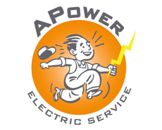 APower Electric logo