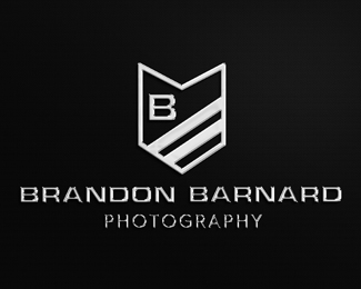Brandon Barnard Photography Logo Design