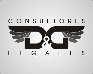logopond logo brand identity inspiration consultores legales d g logo brand identity inspiration