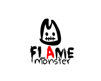 Flame Monster