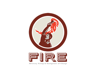 Fire Advocacy Group Logo