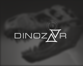 DINOZAVR by @Edoudesign