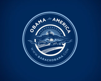 Obama for America Seal ( unused )