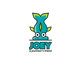 Joey - a plumber's friend