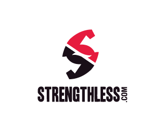 Logo for strengthless.com