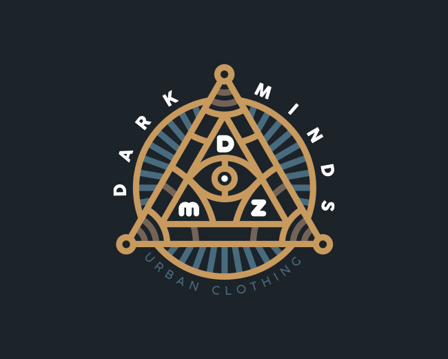 DMZ Dark Minds Urban Clothing