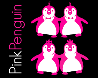 Pink Penguin - Couples
