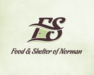 Food and Shelter Logo