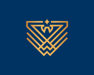 Aunthetic Symbol Elite Eagle Mark