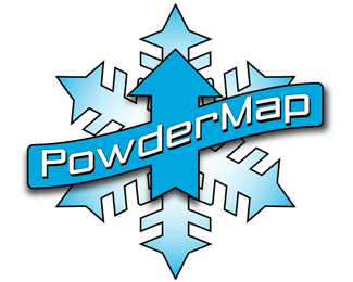 Powder Map (Active Cartography)