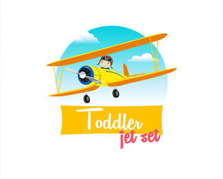 Toddler Jet Set