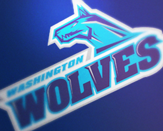 Washington Wolves Logo