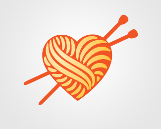 Heart Knitting