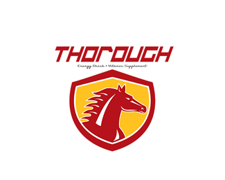 Thorough Energy Drink Logo