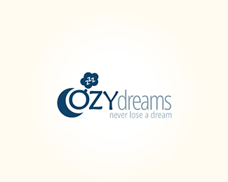 Cozy Dreams Logo Design