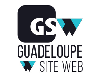 Logo of the web agency Guadeloupe Site Web