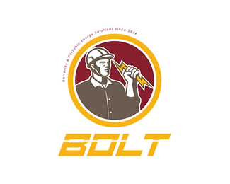 Bolt Batteries and Portable Energy Logo