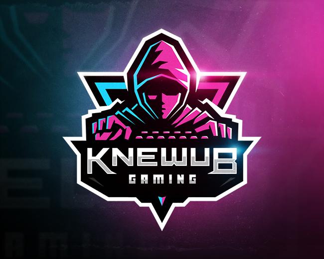 Logopond Logo Brand Identity Inspiration Knewub Gaming