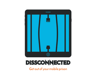 Disconnected IPhone App Icon - Get Out Of Your Pri